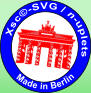 Xsc�-SVG / n-uplets           Made in Berlin